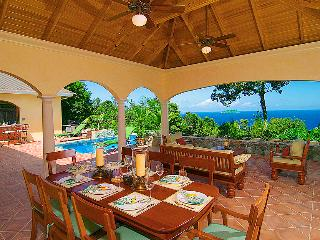 Villa Peace & Plenty on St. John, VI's Northshore, Virgin Islands National Park