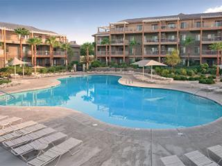 April Specials - Relax in the Lazy River - 2 bedroom (2T.1), Indio