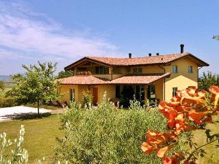 Nido della Melia - Center Italy - Panorama Country