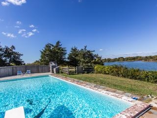 COHAH - Herring Creek Summer Retreat, Waterfront, Oversized Pool, Private Association Shore Beach, Edgartown