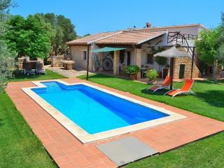165 Son Serra de Marina, comfortable villa