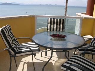 Front Line - Sea View - Pool - Balcony - 6407, La Manga del Mar Menor