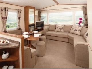 Vista Luxury - Luxurious modern caravans in Oban