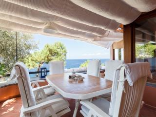 Amira Villa sul mare con vista incredibile, Massa Lubrense