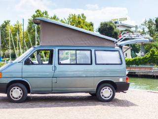 Volkswagen Westfalia ready to Milan!