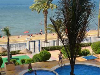 Front Line - Pool - Sea View - WiFi - 3607, Murcia