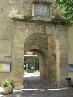 The Old Village Gate