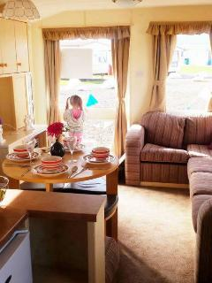 3 Bedroom Static Caravan, Saltcoats