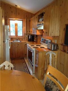 Functional Kitchen , fully equiped