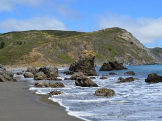 Muir Beach Ocean and Garden Retreat