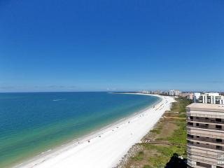 Sleek and modern oceanfront with 180 degree Gulf views, Marco Island
