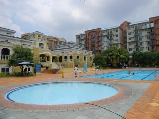 SM Chateau Elysee 1 BR APT PoolView, Paranaque