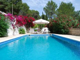Beach Villa con piscina privada, Sant Carles de Peralta