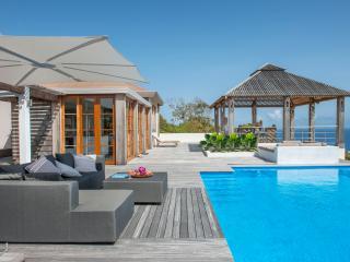 Knippenga Estate Villa Le Cygne Blanc, Sint Eustatius