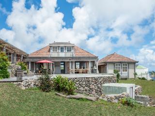 Knippenga Estate Villa 'Frangipani House', St. Eustatius