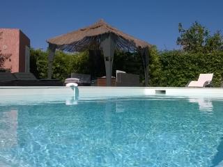 Villa Erica piscine chauffe, Oletta