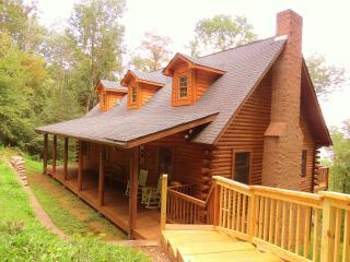 ALPINE LOG CABIN, Boone