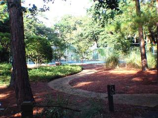 Lake Forest 3320 - One Level Condo w/ private screened porch, Hilton Head