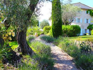 Near Grasse, on Famed Côte d'Azur, 5 Bedroom Bastide, Heavenly Garden & Pool, Entrevennes
