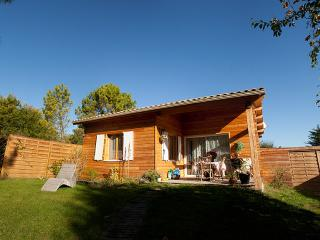 Maison Chalet en bois tout confort, au calme, wifi, La Palmyre-Les Mathes