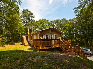Private 4 Bedroom Retreat on 10 Acres--Hot Tub!!, Ferry Dingmans