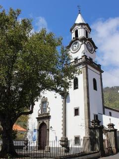 Church in Arco Calheta