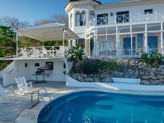 Eclectic Ocean View Mansion 4BR/4BA, Playa Ocotal, Playas del Coco