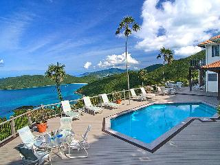 Cinnamon Bay Estate - Overlooks Cinnamon Bay Beach, Virgin Islands National Park