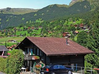 Anna, Grindelwald