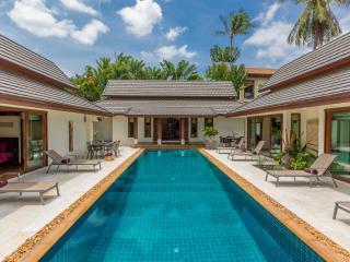 Baan Batur a balinese style villa near Chaweng