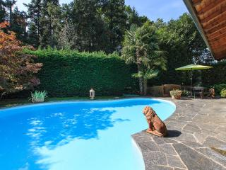 Holiday villa with private pool in Biganzolo Verbania at Lake Maggiore Italy