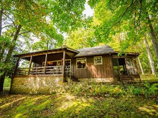 OVR's Coldren Cottage! Secluded, cozy and warm in the lush mountains of PA!, Farmington