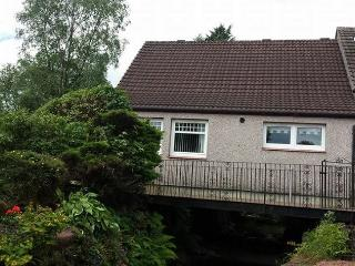 THE OLD SMIDDY COTTAGE, BALLOCH, LOCH LOMOND, Balloch