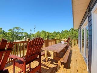 N Cape 3 Bed/2.5 Bath Home, Wide Decks, Beach/Bay Access***05/21/16 $1640/wk, Cape San Blas