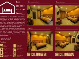 The Bedroom NaiHarn Beach Phuket