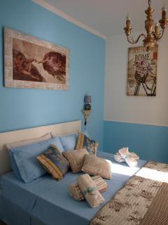 Master bedroom's details