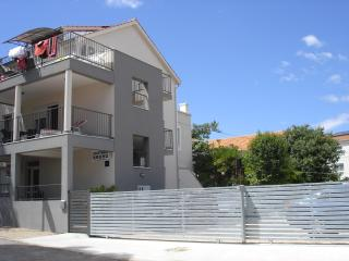 Summer Villa Punta by the sea, Vodice, Dalmatia