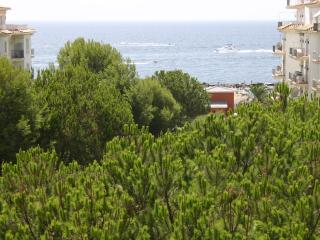 OFFERS, BEACHFRONT PENTHOUSE,SEA AND MOUNTAINS VIEWS, FREE WIFI & PARKING