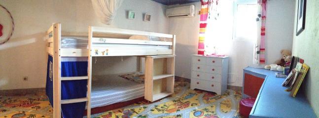 Chambre 4 - 2 lits superposés