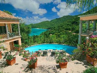 Villa Coco de Mer Peter Bay Majestic Beach Views, Virgin Islands National Park