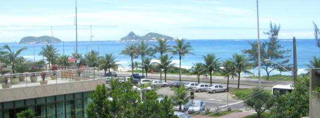 Beach View Barra da Tijuca View from the apartment