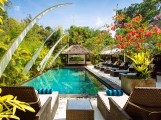 Villa Maya Retreat - an elite haven, 6BR, Tabanan