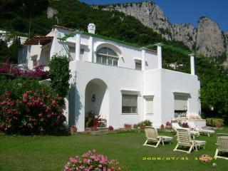 villa a capri, Capri