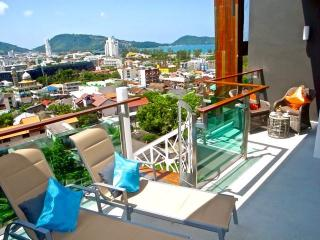 Amazing 3 bed sea views penthouse in Patong !