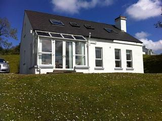 Modern 3 bedroom holiday home, Portsalon