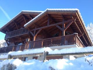 Beautiful and luxurious chalet with amazing views