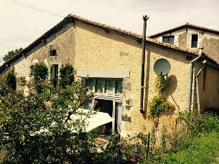 Lovely little barn conversion in gorgeous village, Bouteilles-Saint-Sebastien
