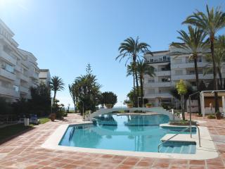 Emplacement idéal à la plage, Marbella