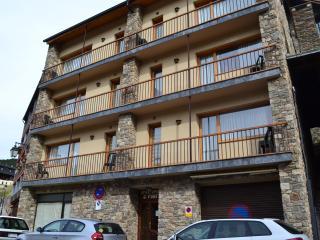 Font Apartment, Soldeu
