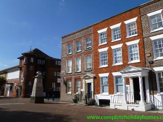 The Georgian Apartment, Gosport